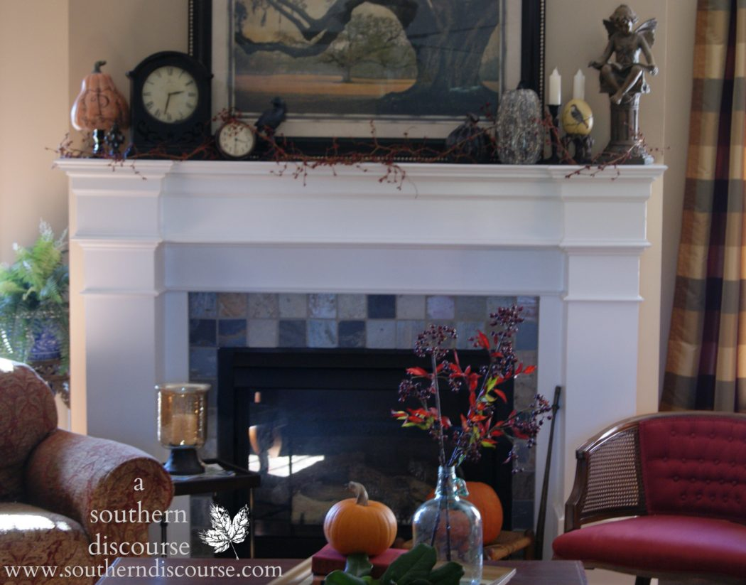 A Southern Discourse Fall Home Tour