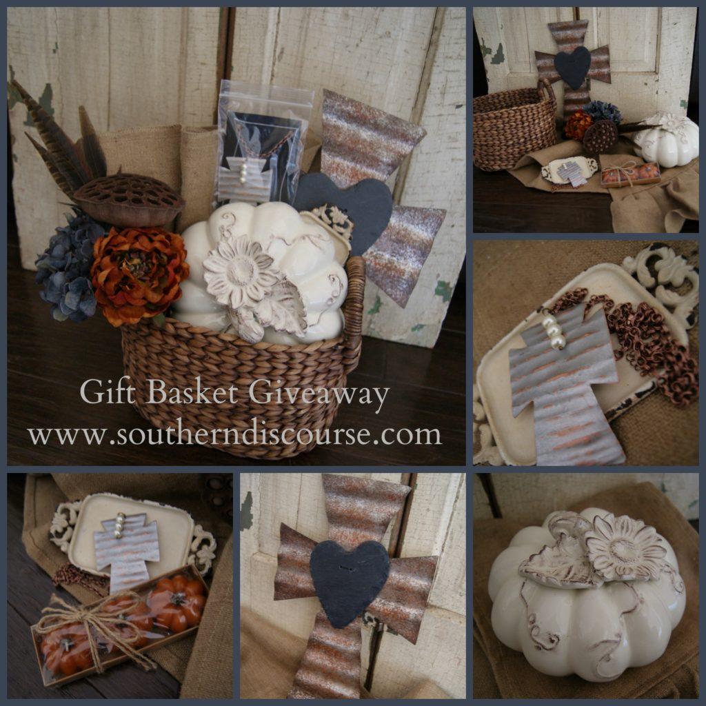 October Gift Basket Giveaway!