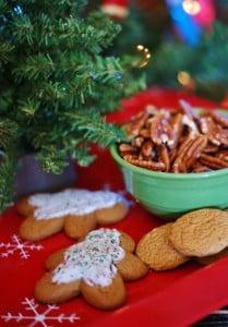 Gingerbread Baked Oatmeal