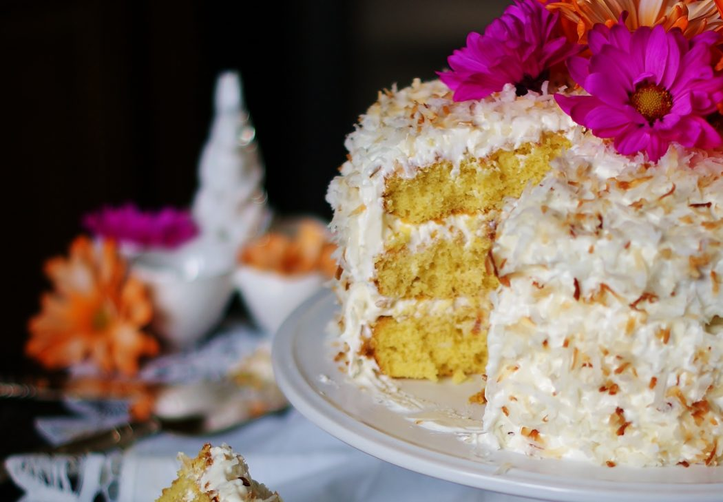 Cake Mix Doctor Coconut Cake