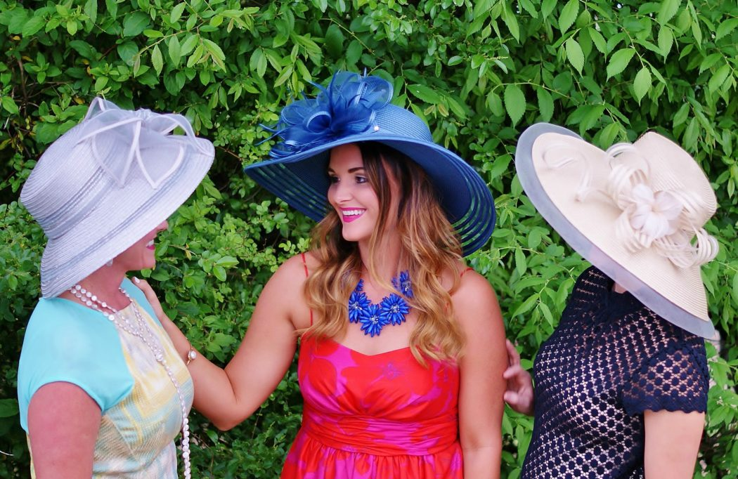 Style Guide: 5 Derby Tips & 3 Head-to-Toe Looks For Moms and Daughters
