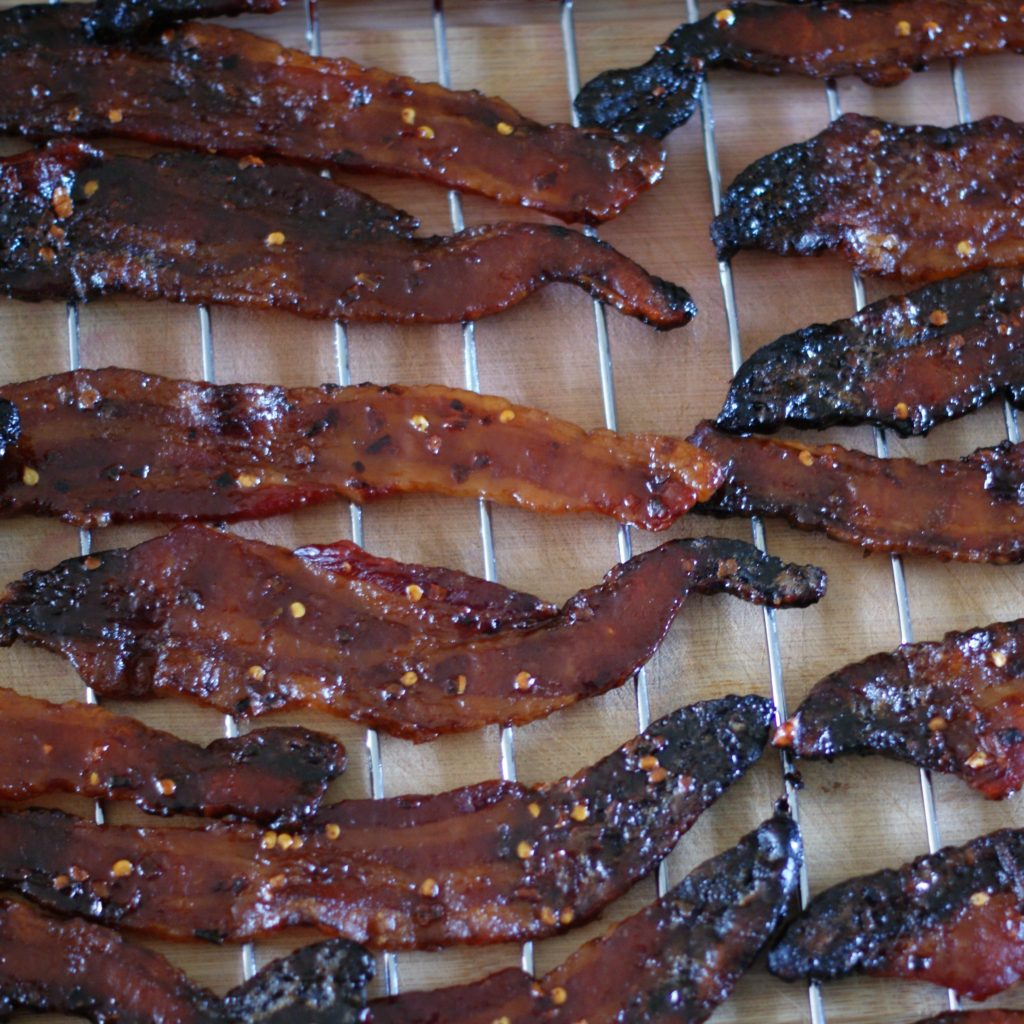 Bourbon Maple Candied Bacon A Southern Discourse