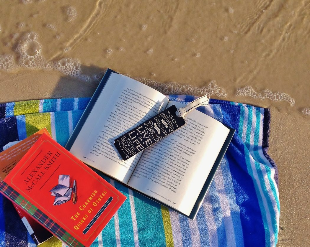 Top 20 Summer Reads for You and Your Teens