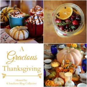From guest to hostess, Southern Blog Collective's Blog Tour has you covered with recipes, tablescapes, and even DIY hostess gifts!