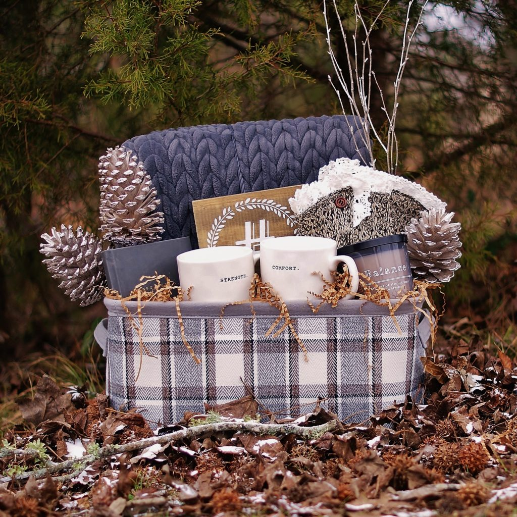 New Year Gift Basket Giveaway!