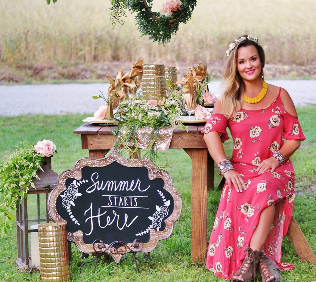 Summer Party Trends for Guest and Hostess