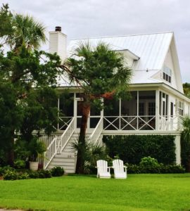 When you visit Savannah, GA, a bike tour is the best way to see the cottage-lined streets of Tybee Island.