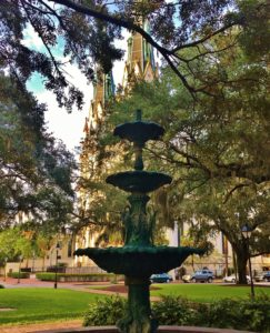 St. John's Cathedral in Savannah, GA, is one of those sights you don't want to miss.