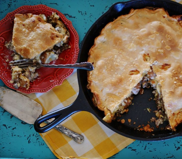 Southern Cottage Pie: Comfort Food At Its Best