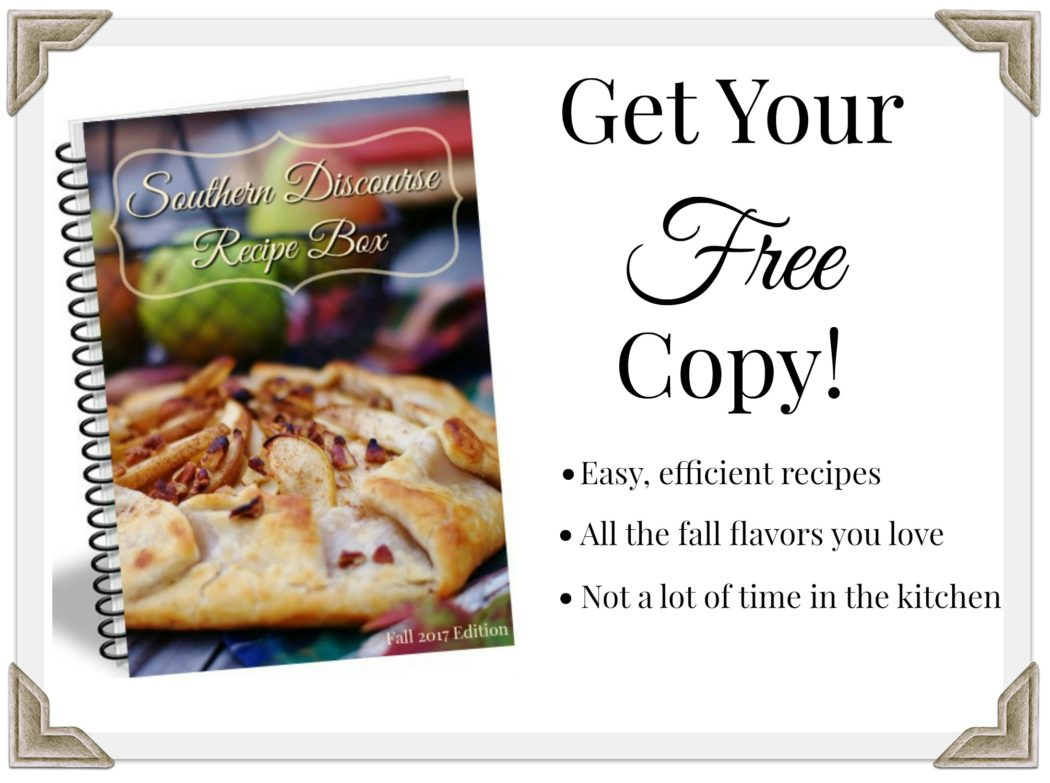 Your Free Downloadable Cookbook
