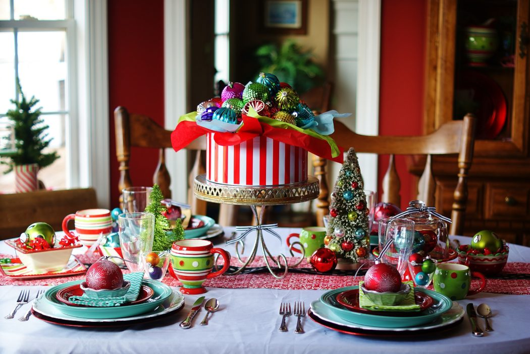 A Christmas Table To Spread JOY