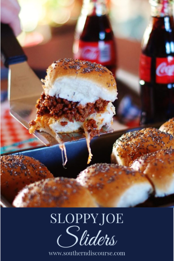 #gamedayfood #sloppyjoes #chiaseeds #parmesan #southerndiscourse #sliders