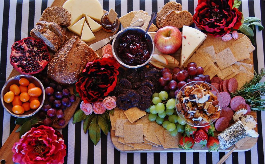 Why a Cheese Board is Romantic (especially if you don't like cheese)