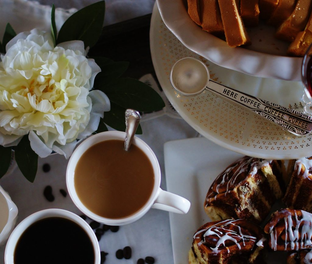 Host a Coffee Get Together