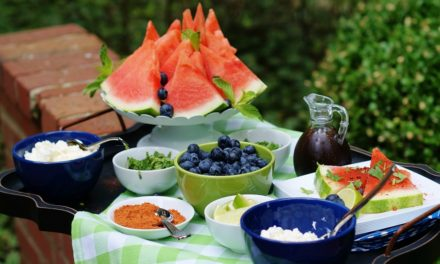 Watermelon Bar: Easy Summer Entertaining