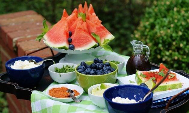Watermelon Bar: Easy Summer Entertaining