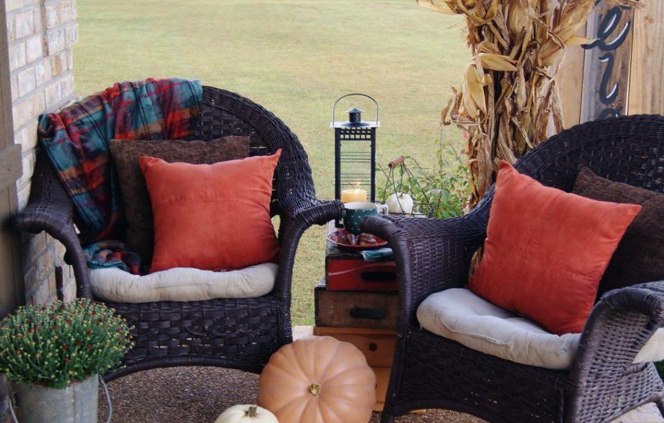 Fall Porch Inspiration