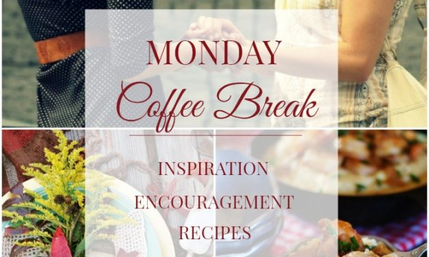 Monday Coffee Break #2