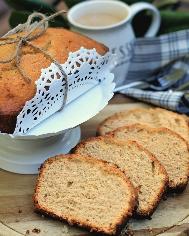 Thanksgiving Desserts should always include a sweet potato pound cake.