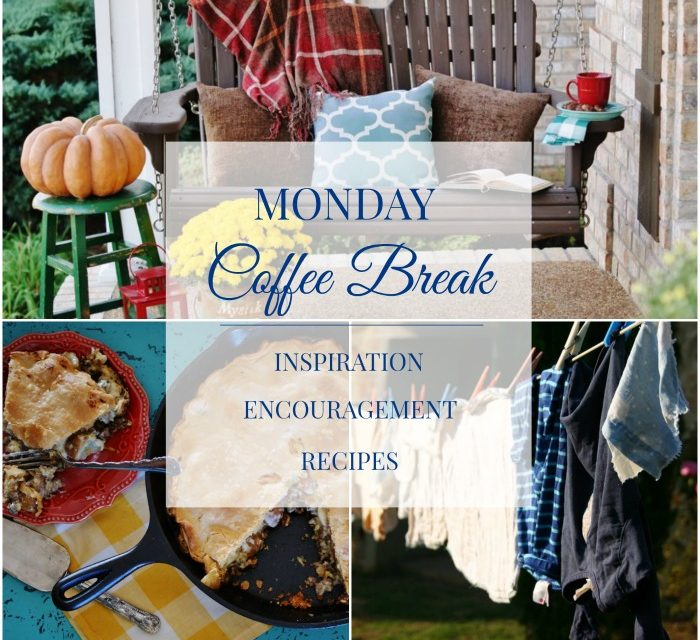 Monday Coffee Break #3