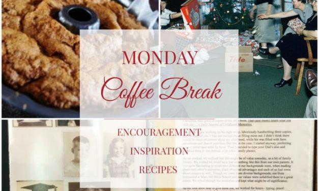 Monday Coffee Break #7