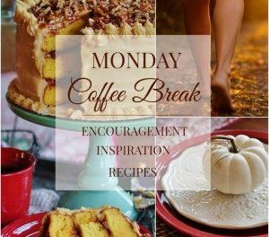 Monday Coffee Break #9