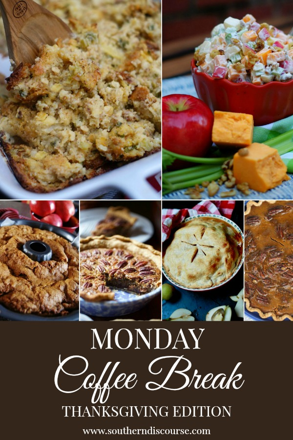 Tons of Thanksgiving inspiration, encouragement and recipes to make your holiday one of your best!