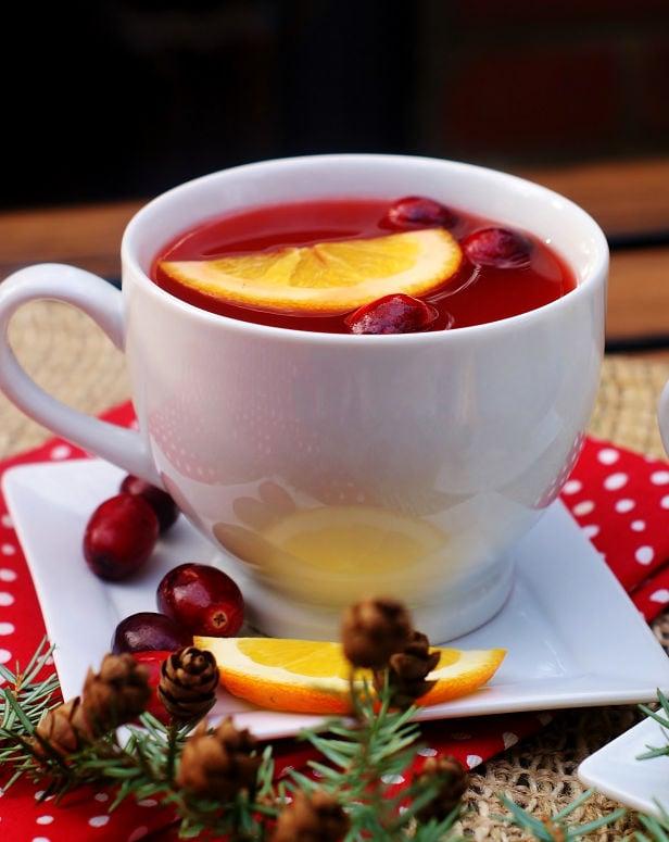 A hot drink for Brunch