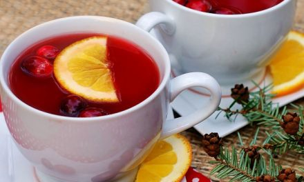 Red Hot Cranberry Cider