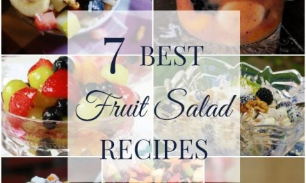 7 Best Fruit Salad Recipes For Every Table