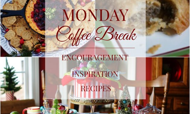 Monday Coffee Break #13