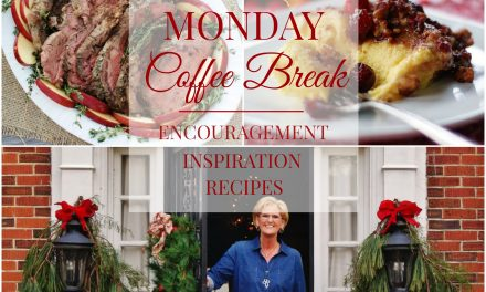 Monday Coffee Break #14