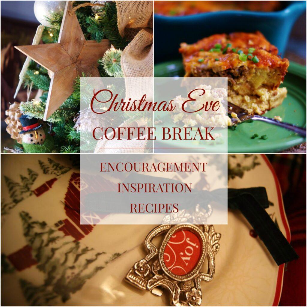 Monday Coffee Break: Inspiration