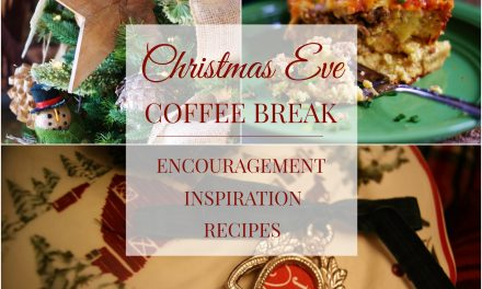Monday Coffee Break #15