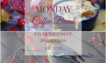 Monday Coffee Break #16