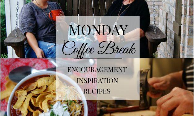 Monday Coffee Break #18
