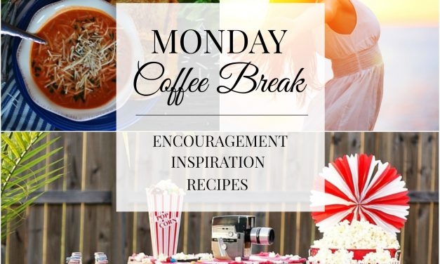 Monday Coffee Break #19