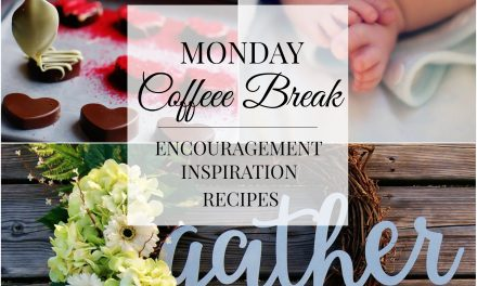 Monday Coffee Break #20