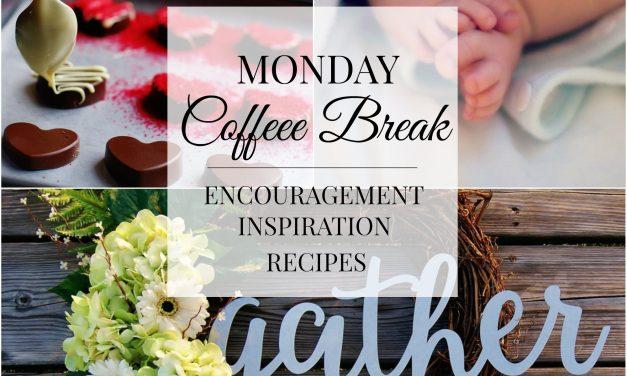 Monday Coffee Break #20