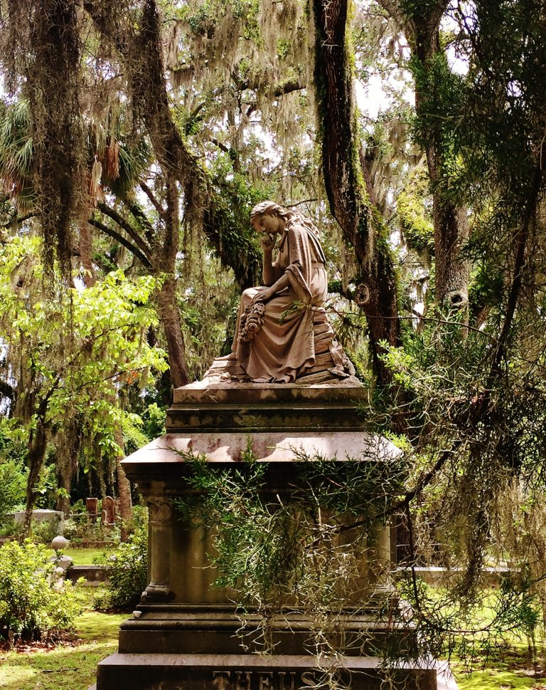 Savannah, GA:  Top 5 Things to To & See