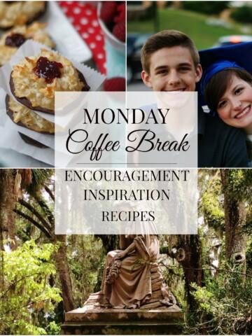 Monday Coffee Break