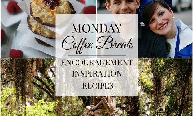 Monday Coffee Break #21