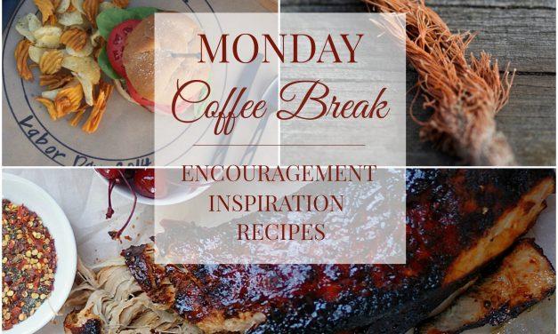 Monday Coffee Break #24