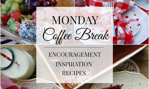 Monday Coffee Break #22