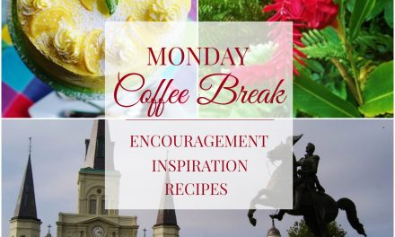 Monday Coffee Break #25