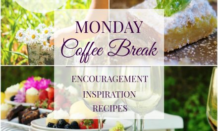 Monday Coffee Break #26