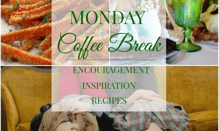 Monday Coffee Break #27