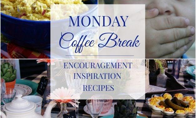 Monday Coffee Break #28