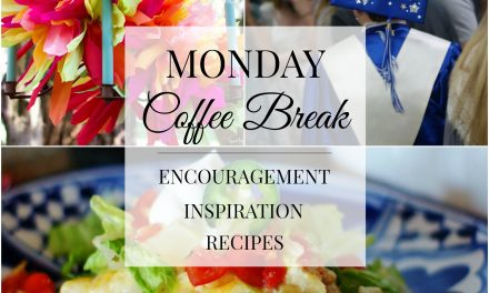Monday Coffee Break #33