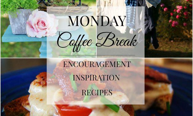 Monday Coffee Break #32